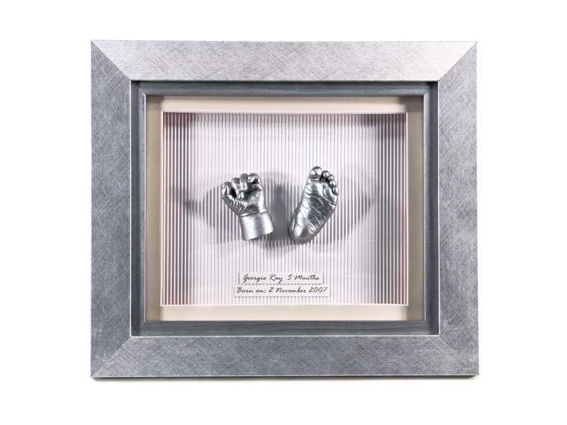 3D Double Framed Casts