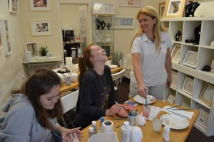 About Paint your own ceramics with Calli's Corner