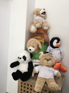 Make A Teddy Parties